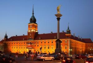 Warszawa, Zamek Królewski. fot. Jan Morek
